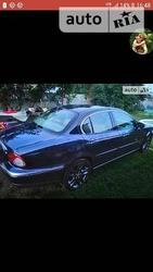 Jaguar X-Type 20.07.2019