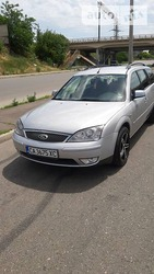 Ford Mondeo 28.07.2019