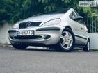Mercedes-Benz A 170 09.08.2019