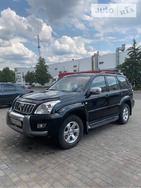 Toyota Land Cruiser Prado 06.08.2019
