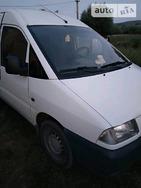 Fiat Scudo 1999 Львов 1.9 л  минивэн
