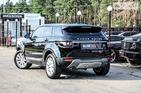 Land Rover Range Rover Evoque 2015 Киев 2 л  внедорожник автомат к.п.