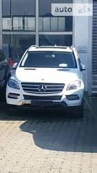 Mercedes-Benz ML 250 26.08.2019