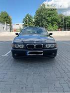 BMW 520 2002 Черновцы 2.5 л  седан автомат к.п.