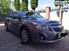 Chevrolet Cruze 2013 Ужгород 1.6 л  седан механика к.п.