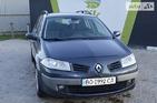 Renault Megane 2007 Тернополь 1.6 л  универсал механика к.п.