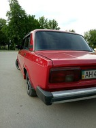 Lada 2105 1982 Донецк 1.6 л  седан механика к.п.