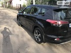 Toyota RAV 4 2016 Львов 2 л  внедорожник автомат к.п.