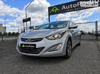 Hyundai Elantra 2014 Киев 1.8 л  седан автомат к.п.