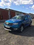 Renault Sandero Stepway 2013 Тернополь 1.5 л  внедорожник механика к.п.