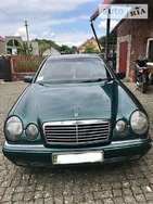 Mercedes-Benz E 240 03.08.2019