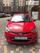Hyundai i20 19.07.2019