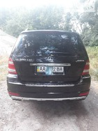 Mercedes-Benz GL 350 03.08.2019