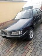 Peugeot 405 31.08.2019