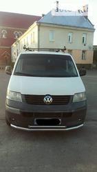 Volkswagen Transporter 2005 Львов 1.9 л  минивэн механика к.п.