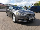 Ford Fusion 23.07.2019