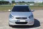 Hyundai Accent 2011 Днепропетровск 1.6 л  седан механика к.п.