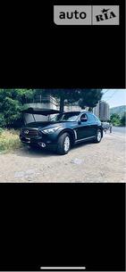 Infiniti QX70 13.08.2019