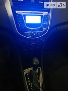 Hyundai Accent 2012 Черкассы 1.4 л  седан автомат к.п.