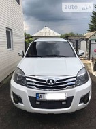 Great Wall Haval H3 11.07.2019