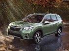 Subaru Forester 16.01.2020