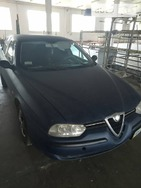 Alfa Romeo 156 06.09.2019