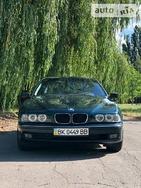 BMW 520 1997 Ровно 2 л  седан механика к.п.