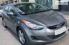 Hyundai Elantra 2013 Львов 1.8 л  седан автомат к.п.