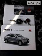 Mitsubishi ASX 13.08.2019