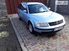 Volkswagen Passat 1999 Киев 1.9 л  универсал механика к.п.