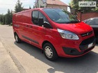 Ford Transit Custom 31.08.2019