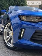 Chevrolet Camaro 29.07.2019
