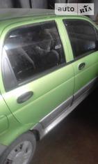 Daewoo Matiz 08.08.2019