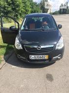 Opel Agila 06.09.2019
