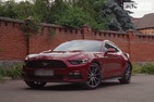 Ford Mustang 2016 Харьков 2.3 л  купе автомат к.п.
