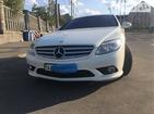 Mercedes-Benz CL 550 19.08.2019