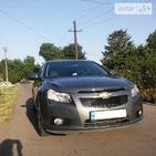 Chevrolet Cruze 2011 Донецк 1.8 л  хэтчбек автомат к.п.