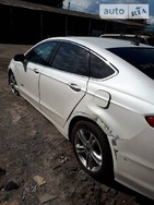 Ford Fusion 26.08.2019