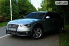 Audi A4 allroad quattro 25.08.2019