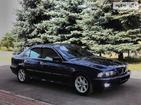 BMW 520 1998 Ужгород 2 л  седан механика к.п.