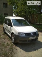 Volkswagen Caddy 20.08.2019