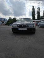 BMW 520 2003 Львов 2.2 л  седан механика к.п.