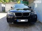 BMW X3 11.07.2019