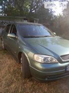 Opel Astra 1999 Киев 2 л  хэтчбек механика к.п.