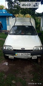 Ford Courier 12.07.2019
