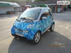 Smart ForTwo 2002 Киев 0.6 л  купе автомат к.п.