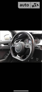 Audi S4 Saloon 09.07.2019