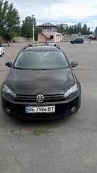Volkswagen Golf 2011 Николаев 1.6 л  универсал механика к.п.