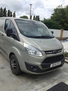 Ford Transit Custom 23.07.2019