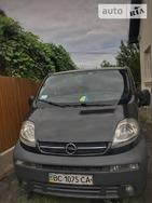Opel Vivaro 2005 Львов 1.9 л  минивэн механика к.п.